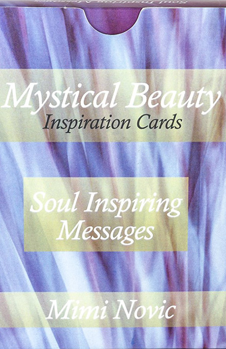 Mystical Beauty Affirmation Cards by Mimi Novic